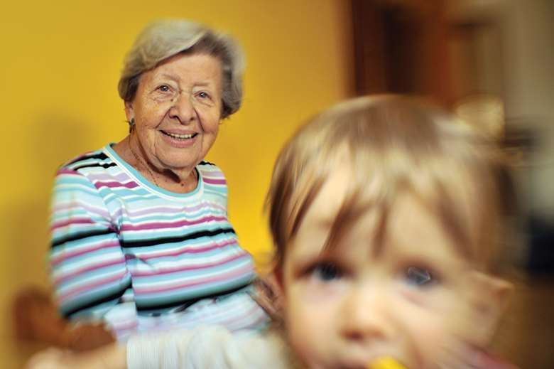 Some 83 per cent of kinship carers asked said they were grandparents. Picture: Adobe Stock