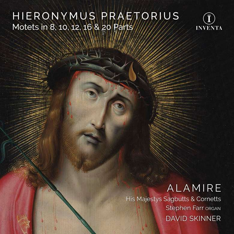 First release on Inventa Records to be of music by Hieronymus Praetorius