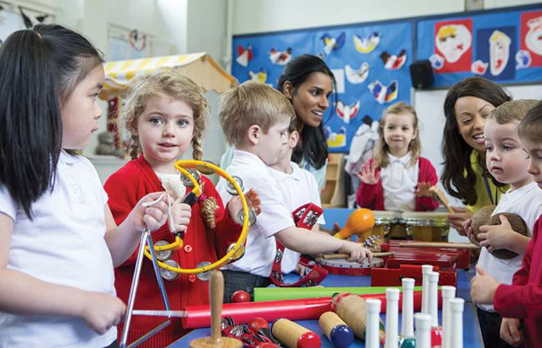 Limits on class sizes in nurseries will be lifted on 20 July. Picture: Adobe Stock