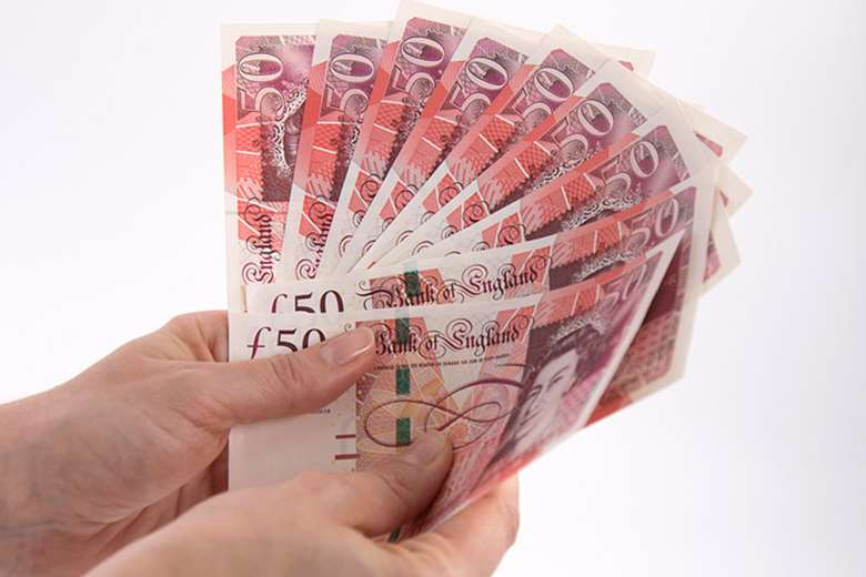 The Bank of England launched a £50m tender for the supply of banknote polymer