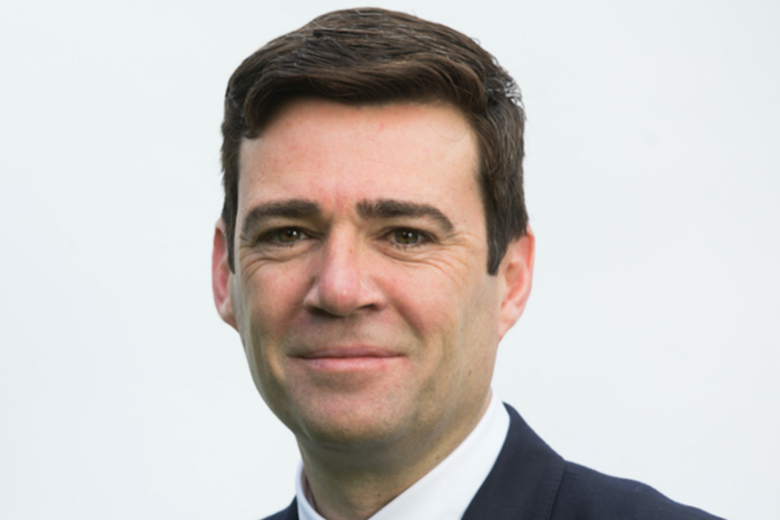 Mayor of Greater Manchester Andy Burnham has backed the iniative. Picture: Andy Burnham/Facebook