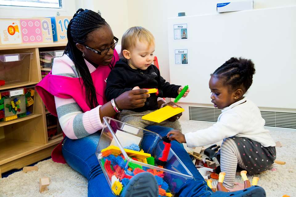 The London Early Years Foundation (LEYF) provides staff with 32 hours of CPD each year