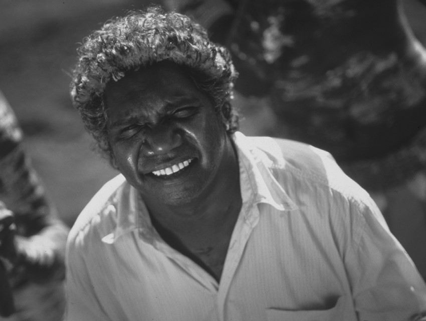 Mandawuy Yunupingu (photo: Emmo Reiss)