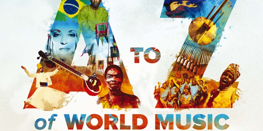 The Rough Guide to World Music: Jamaica | Songlines
