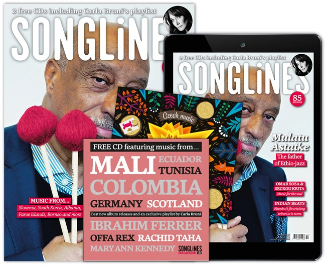 Songlines October 2017 Issue