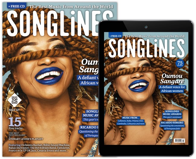Songlines May 2017 Issue