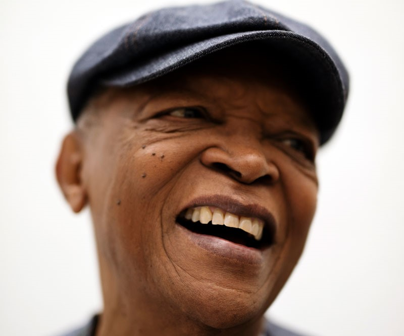 Hugh Masekela (photo: Brett Rubin)