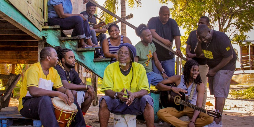 The Garifuna Collective © Jeremy Lewis Free2