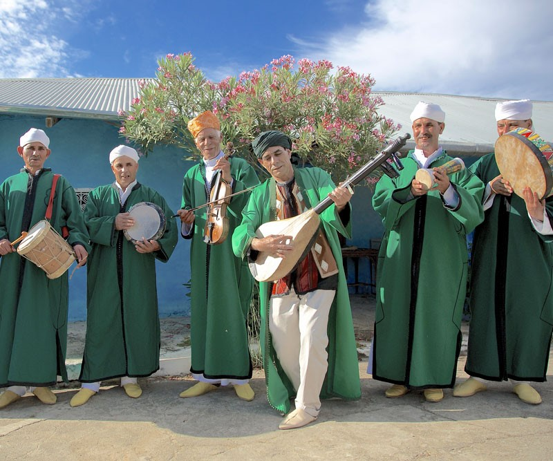 Master Musicians of Jajouka (photo: Cherie Nutting)