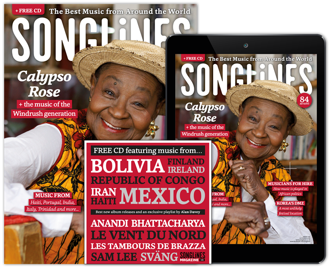 Songlines October 2018 Issue