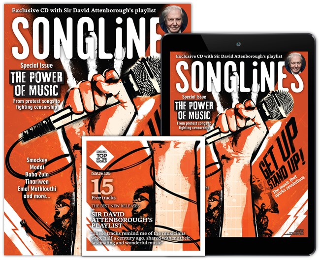 Songlines March 2017 Issue