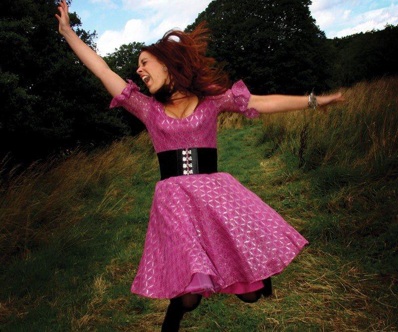 Kathryn Tickell (photo: GS Studios)