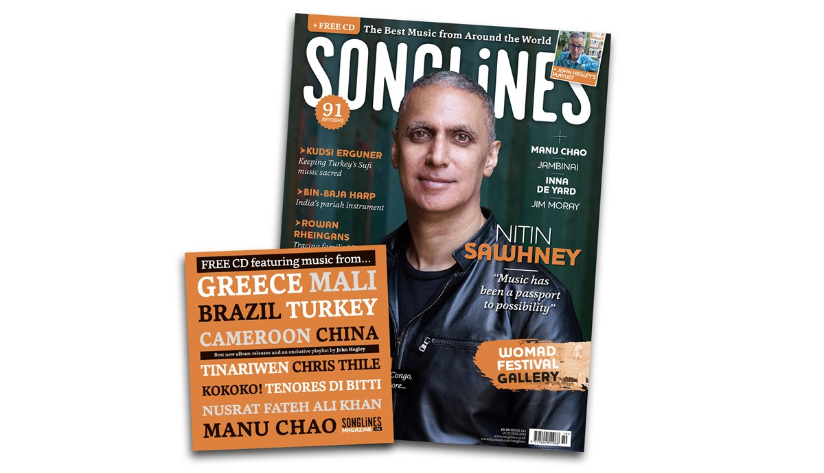 The Best Music from Around the World | Songlines