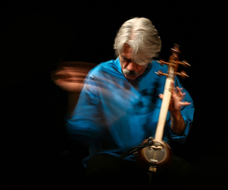 Kayhan Kalhor (photo: HR Shirmohammadi)