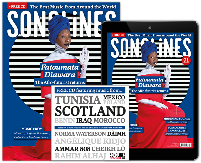 Songlines July 2018 Issue