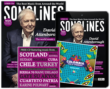 Songlines December 2018 issue
