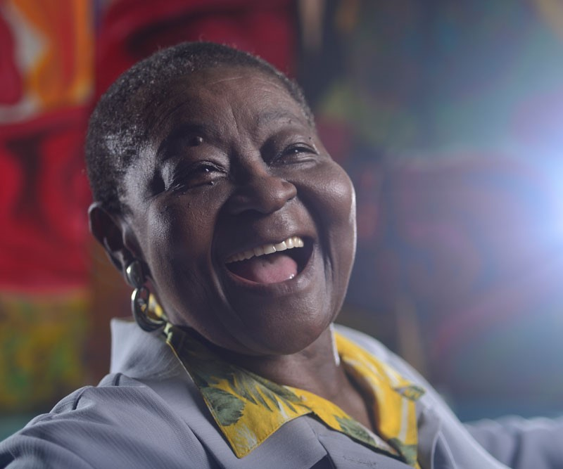 Calypso Rose (photo: Richard Holder)