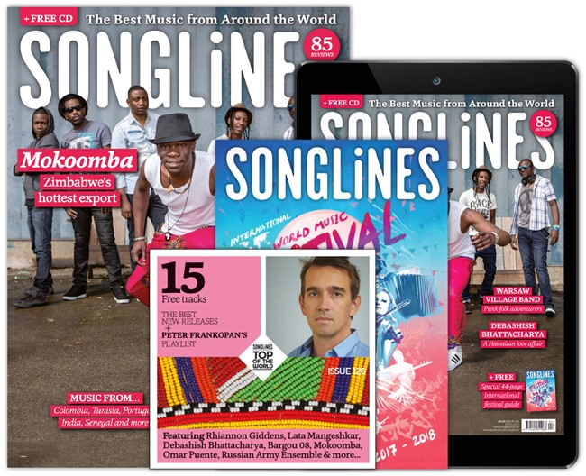 Songlines April 2017 Issue