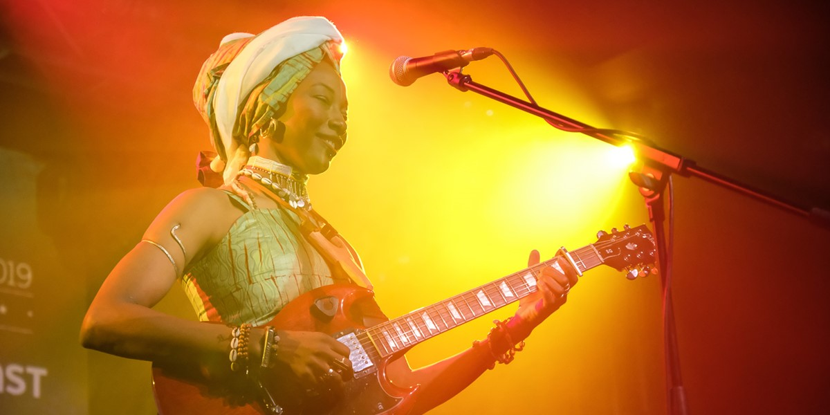Fatoumata Diawara at the Songlines Music Awards 2019 © Paul Tomlins-free.jpg