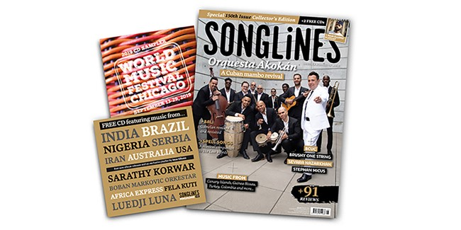 Songlines Magazine – Explore the Latest Issues | Songlines