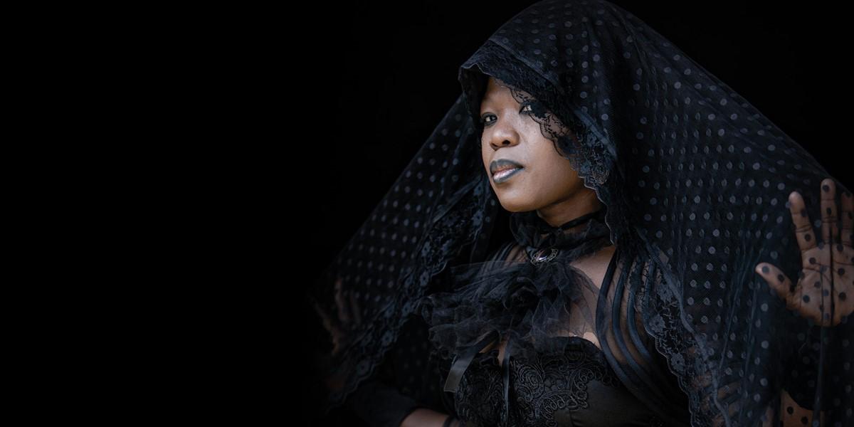 Moonlight Benjamin: Voodoo Priestess of Haitian Blues