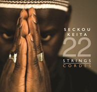 Seckou Keita 22 Strings Cover.jpg