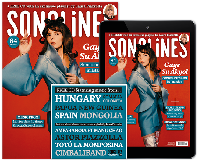 Songlines November 2018 issue