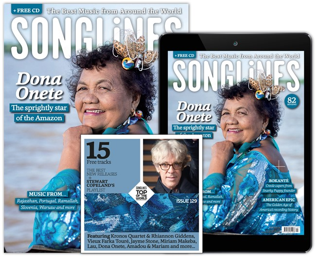 Songlines July 2017 Issue