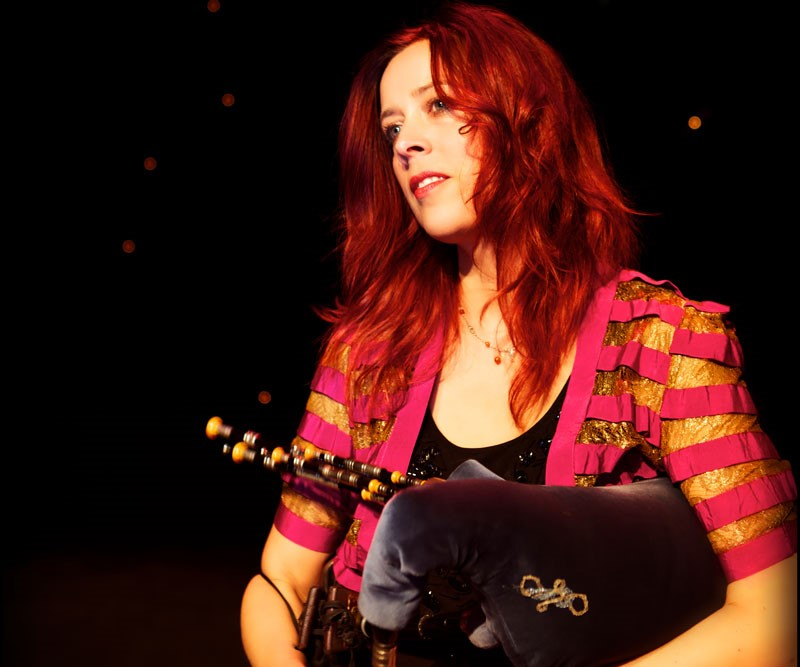Kathryn Tickell (photo: Tony MacAnaney)