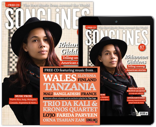 Songlines November 2017 Issue