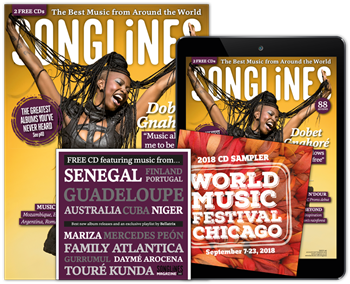 Songlines August/September 2018 Issue